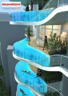 cool houses google search - Cool Pools In Houses