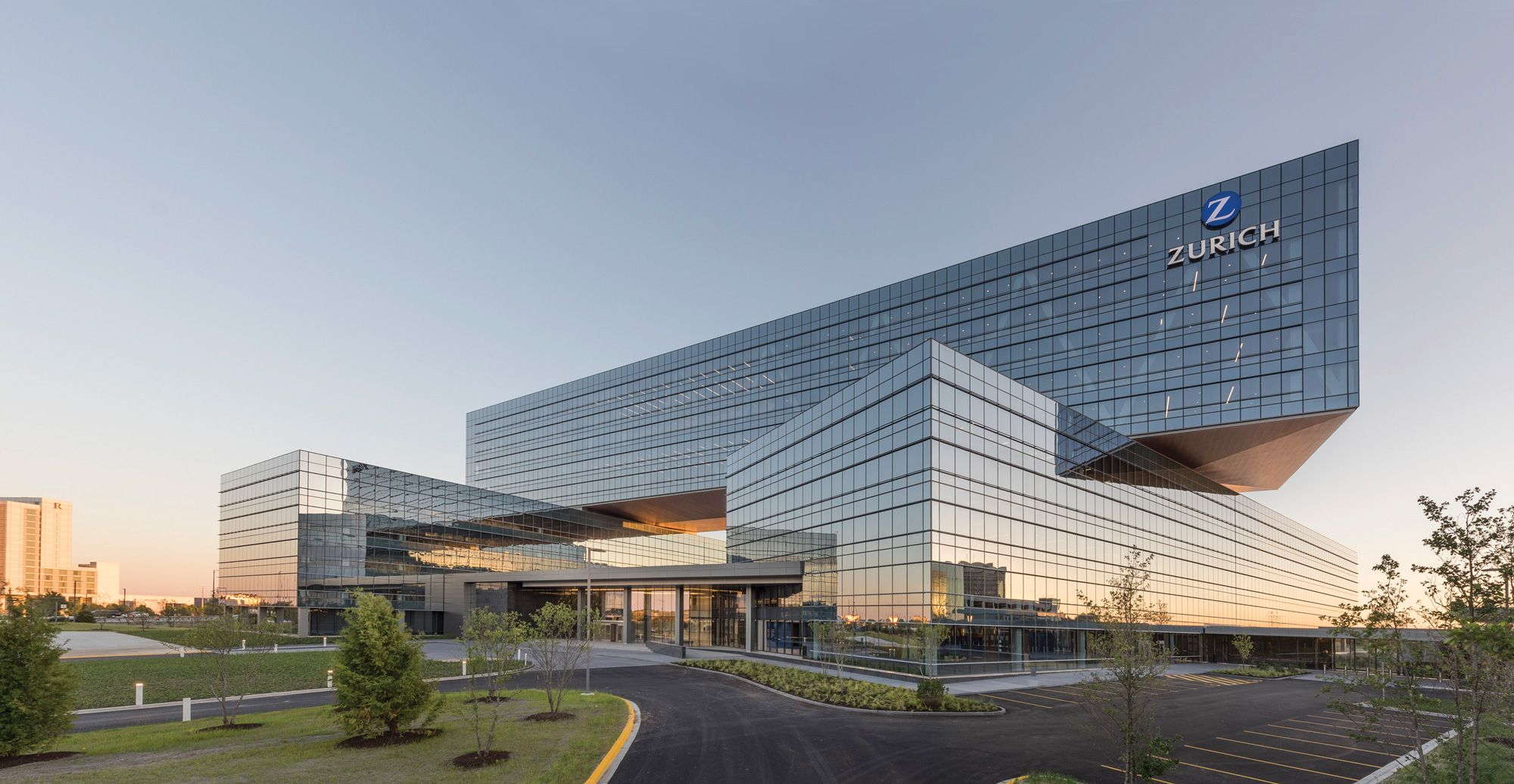Goettsch Designs Ambitious Zurich Insurance North American Hq
