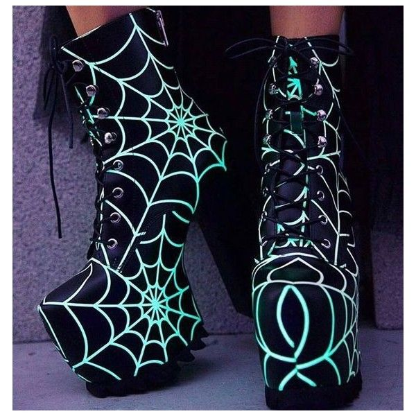 Goth shoes, Gothic shoes, Goth heels