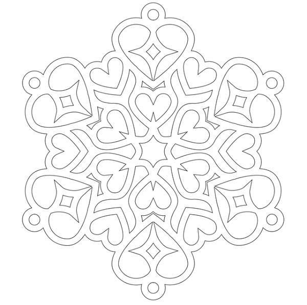 Mandala Art Free Coloring Pages | Heart Mandala Coloring Pages ...