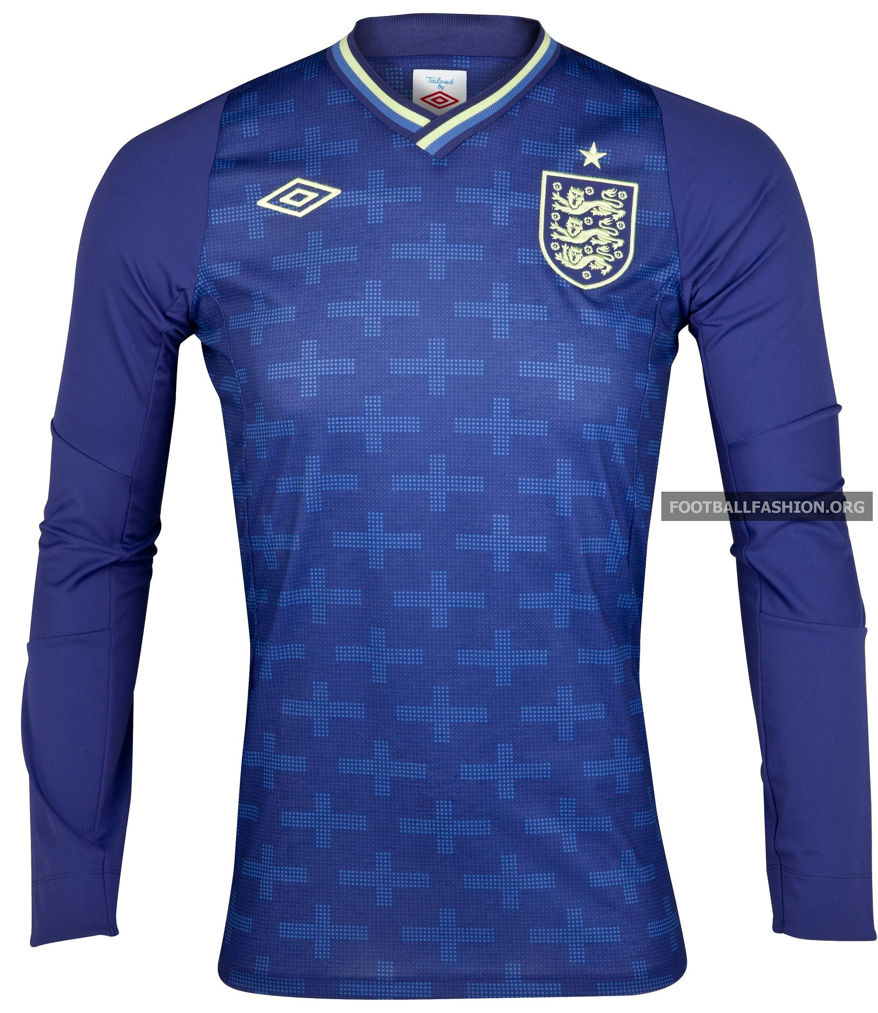 umbro goalkeeper kit