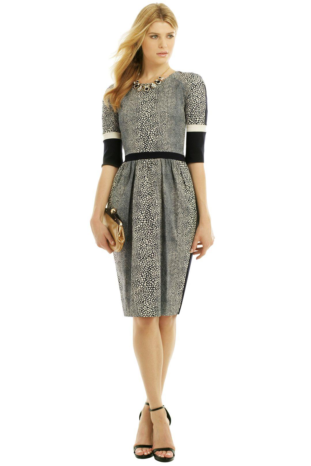 Preen Tilda Dress (Rental: $128)