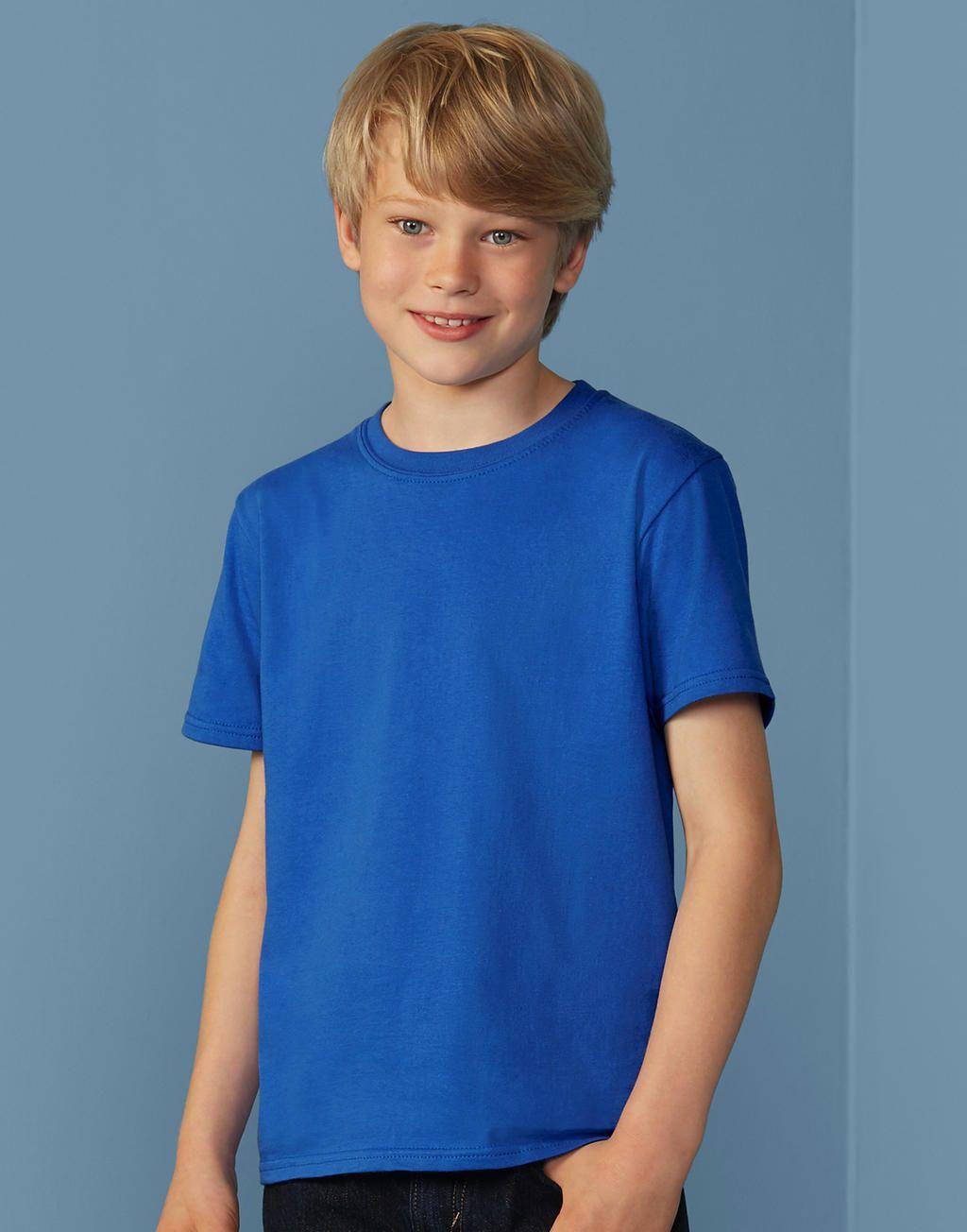 Kinder T Shirt Softstyle Gildan Hemd Shirts T Shirt