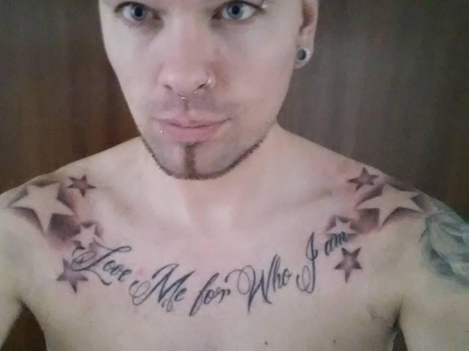 tattoo me brust stars meine tattoos pinterest. Black Bedroom Furniture Sets. Home Design Ideas