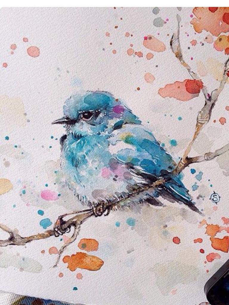 Pin von Cati Rotger auf Ideas | Pinterest | Aquarell, Ausmalbilder ...