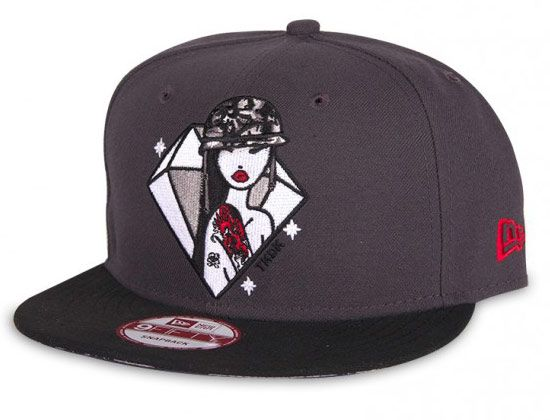 9c646a5347626 In the Rough 9Fifty Snapback Cap By TOKIDOKI x NEW ERA