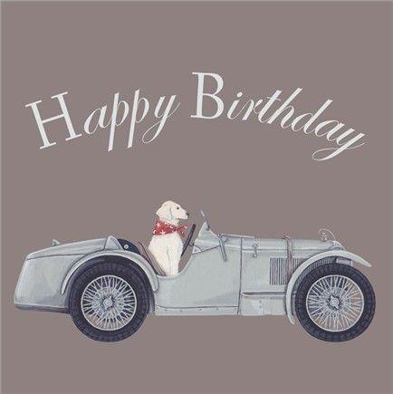 Happy birthday car greetings card birthday greetings pinterest happy birthday car greetings card bookmarktalkfo Images