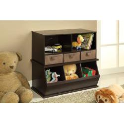 Exceptional Badger Basket Espresso Storage Cubby With Baskets   Overstock™ Shopping    Big Discounts On Badger