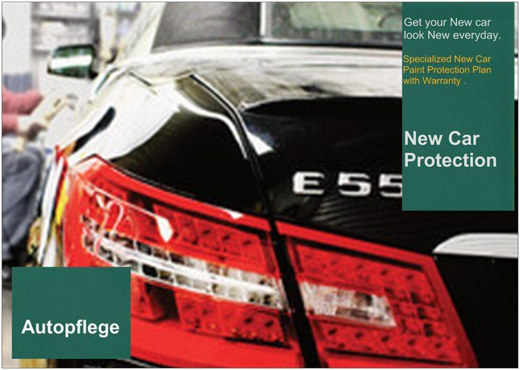 New Car Protection Start 1599* Get your New car stay New