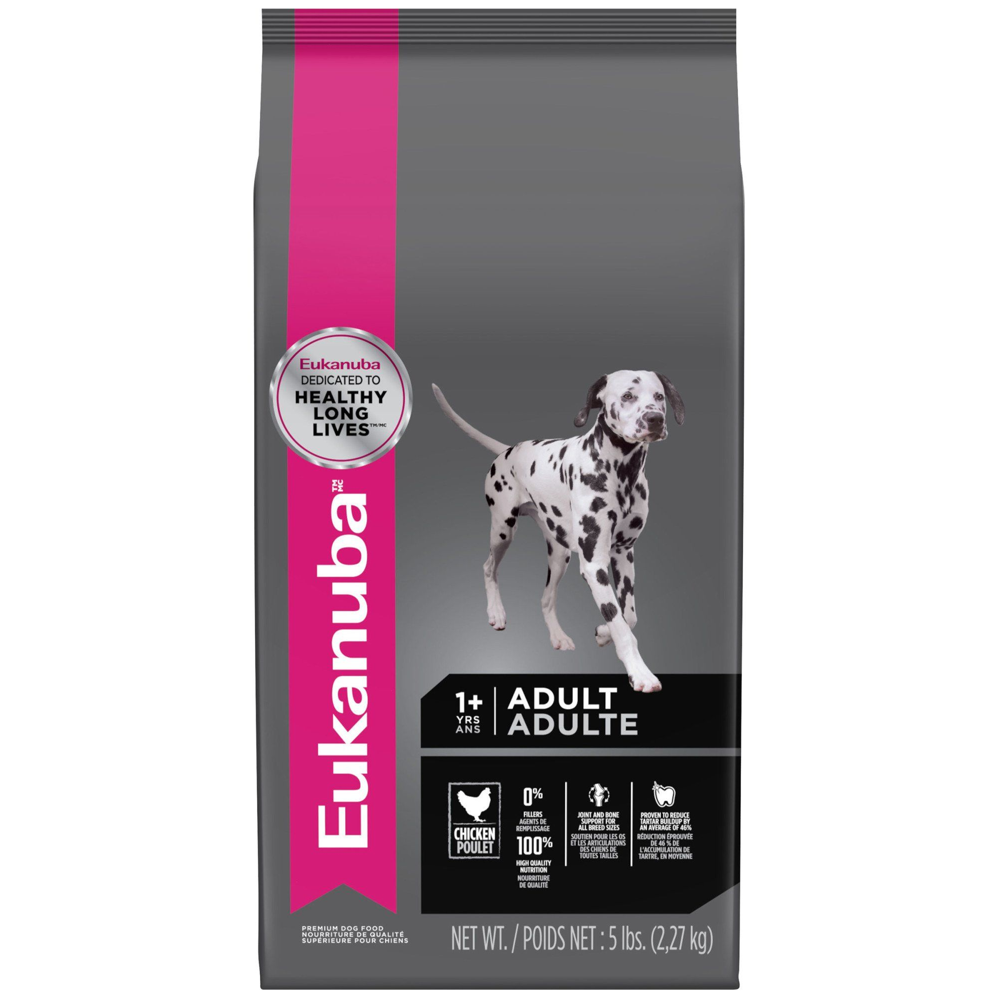 Eukanuba Adult Dog Food 5 Lbs Dog Food Recipes Dry Dog Food