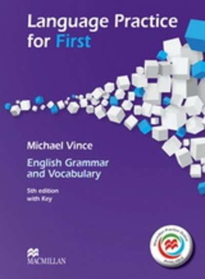 Language Practice For First Fce 5th Edition Student S Book With Key And Macmillan Practice Online Vince Michael Libros En Espanol Libros Comprar Libros