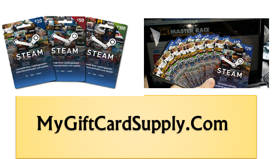 Steam Gift Cards | Steam Gift Card | Gifts, Cards, Stuff to buy