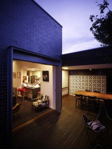 Haberfield House / Lahznimmo Architects