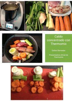 Me Encanta El Caldo Y Más Cuando Hace Frío De Todo Tipo De Ave Verduras Pescado Siempre Lo Había Hecho Con L Recetas De Comida Thermomix Cocina Saludable