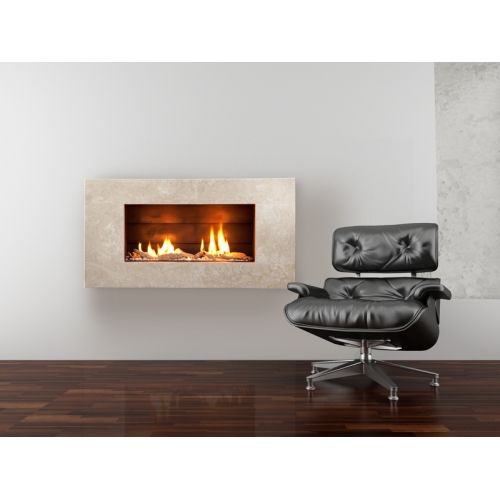 St900 Low Energy Consumption Escea Fireplace With Images
