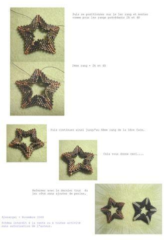 Open Star Pattern Schema Stella Aperta