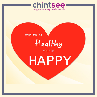 Be Happy, Be healthy