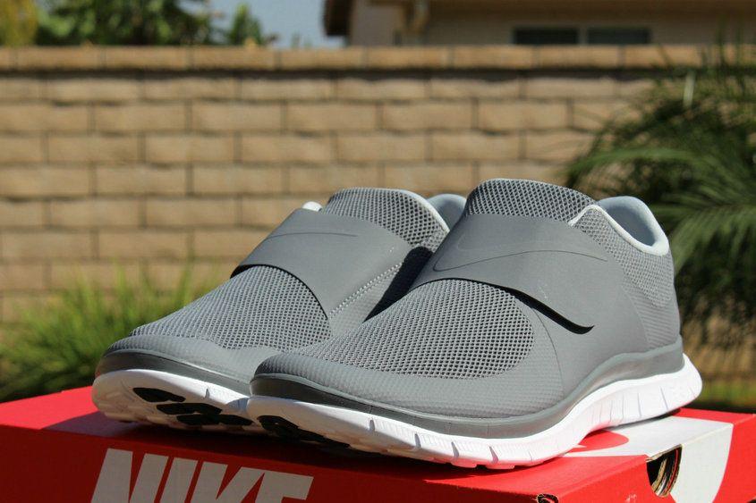 957c11b5aa712 Nike Free Socfly 724851 002 Wolf Grey Cool Grey White