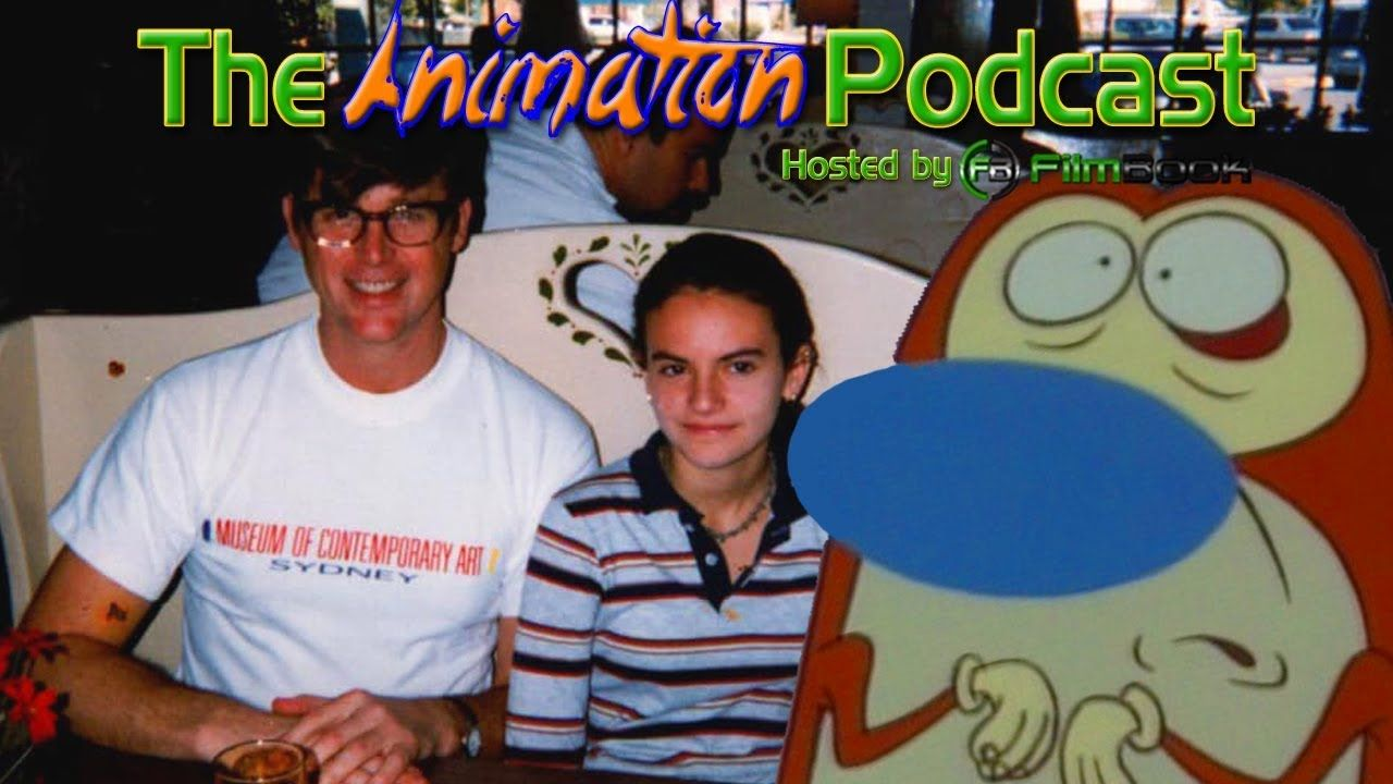 John Krisfaluci's DARK SECRET The Animation Podcast