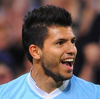 Awesome Sergio Kun Aguero Hairstyle 2017 Name Pictures