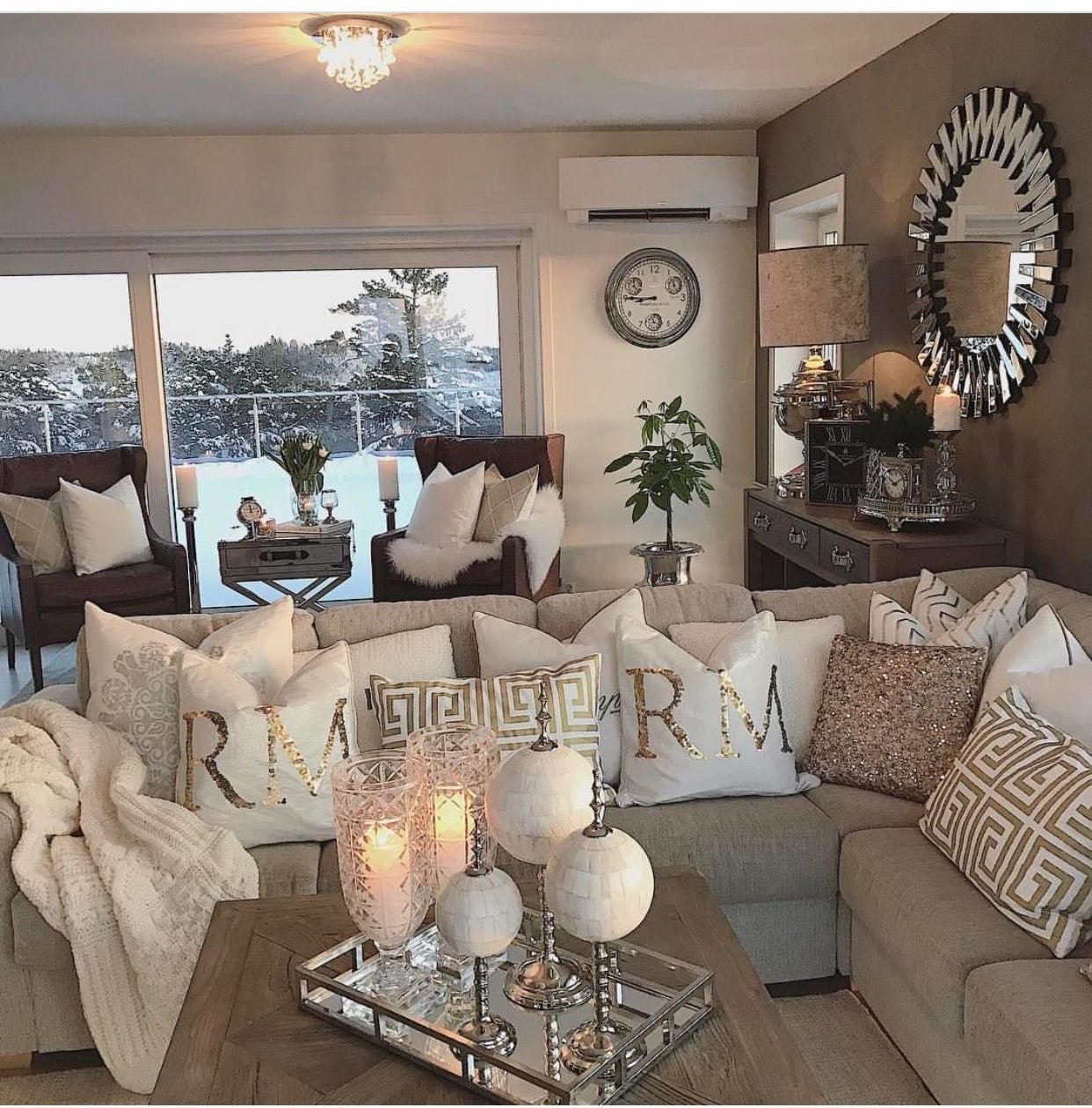 silver living room ideas brown white and silver living room decor modern home 16729