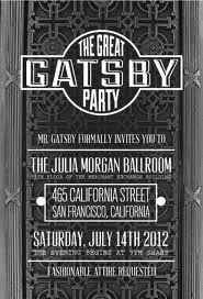 Gatsby Party Invitation Google Search Event Ideas Pinterest
