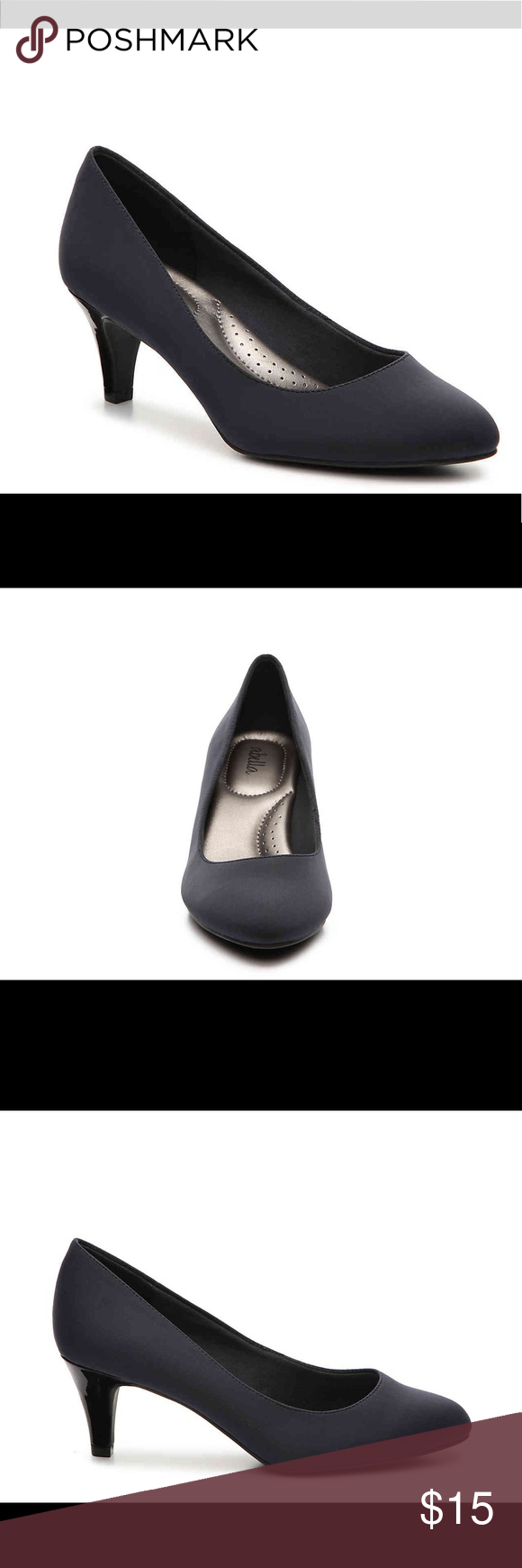 8aacf8ee1cd Abella Sahara Pump Heel Searching for a classic style heel that can be worn  with any