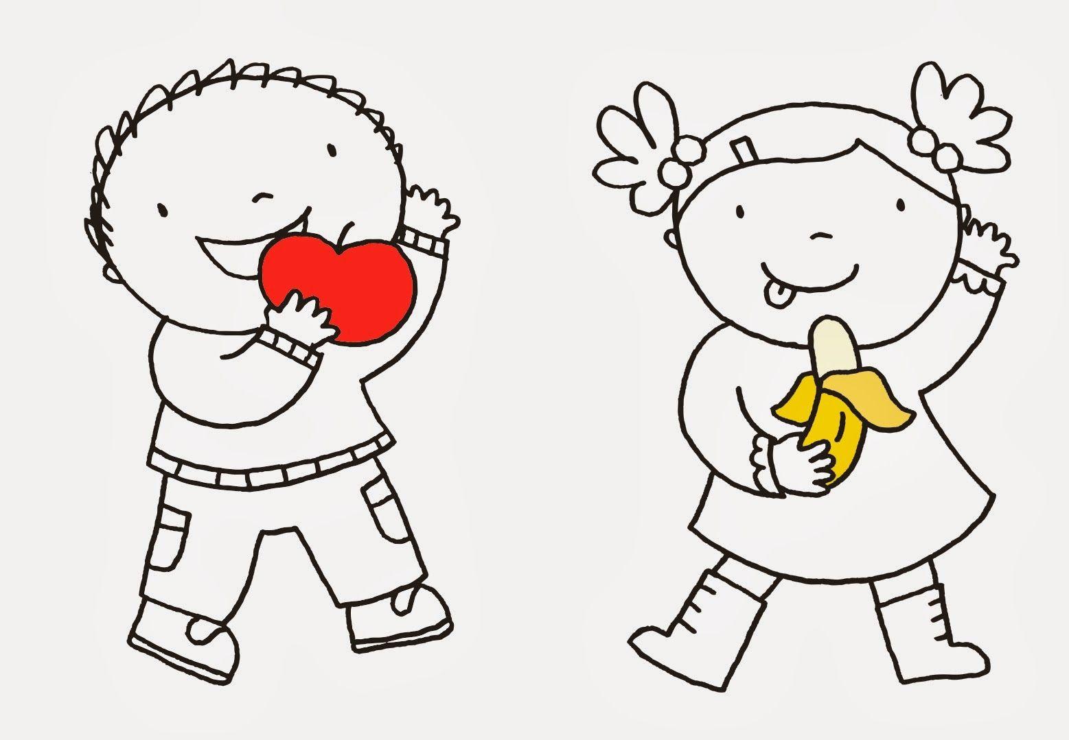 Juf Jessica Groenten En Fruit Fruit Groenten Eten