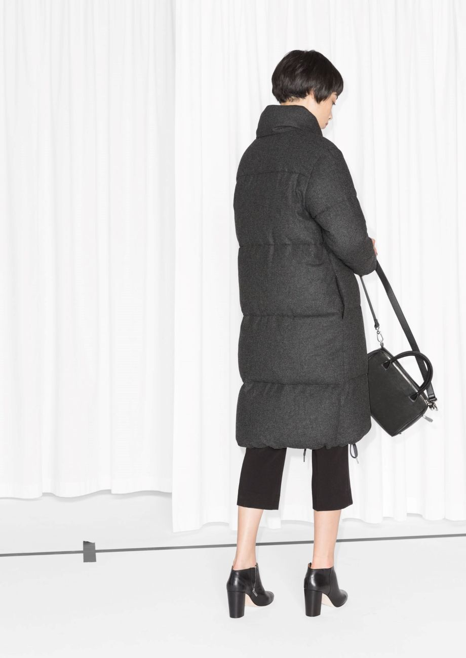 & Other Stories | Quilted Coat