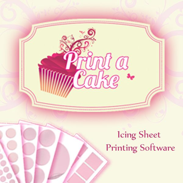 Cake Printing Software with templates built in Include free - free resume printer