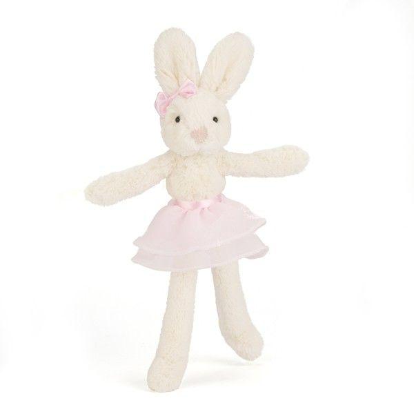 Tutu Lulu Ballerina Hase Kuscheltier von Jellycat - Bonuspunkte sammeln, auf Rechnung bestellen, DHL Blitzlieferung!