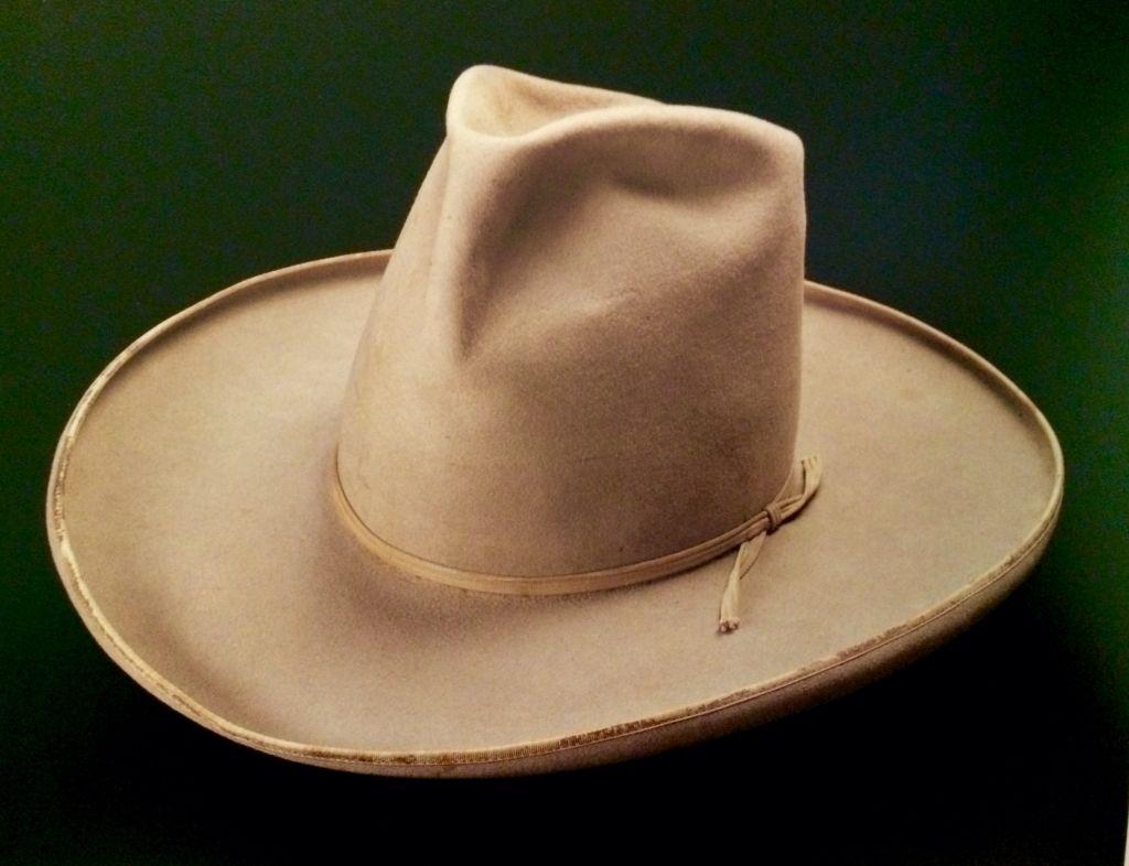f883aba8347 Vintage cowboy hat