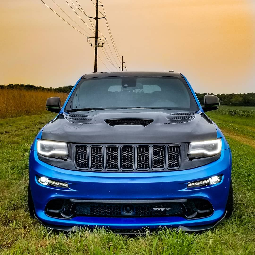 Image May Contain Sky Car And Outdoor Srt Jeep Jeep Srt8