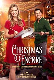 Christmas Encore Poster Hallmark movies, Hallmark movies