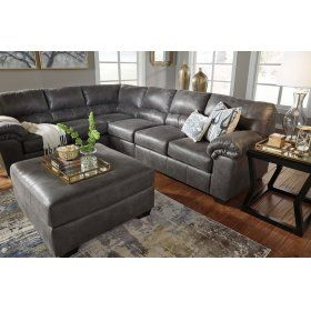 Best Bladen Slate 3 Piece Sectional Ashley Furniture 400 x 300
