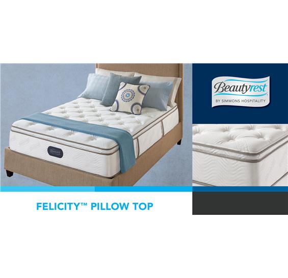 Simmons Hospitality Beautyrest® Felicity™ Pillow Top