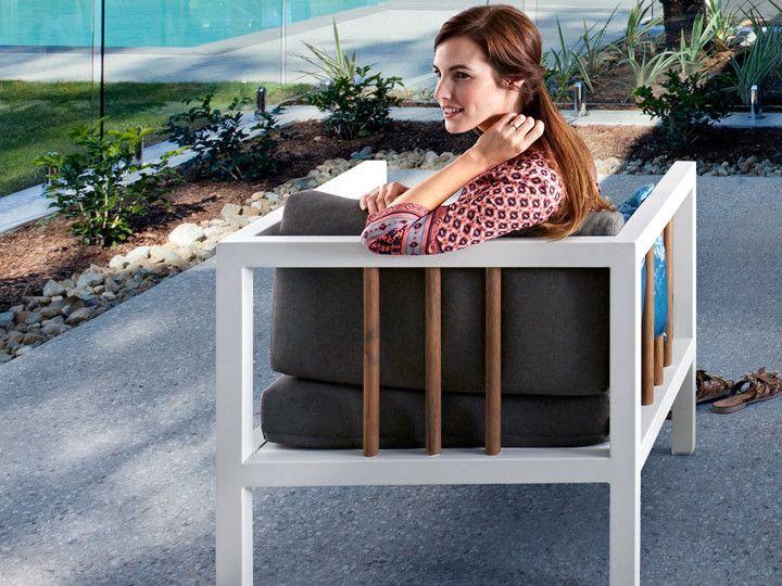 LUNA Lounge Gartensessel von Applebee #garten #gartenmöbel
