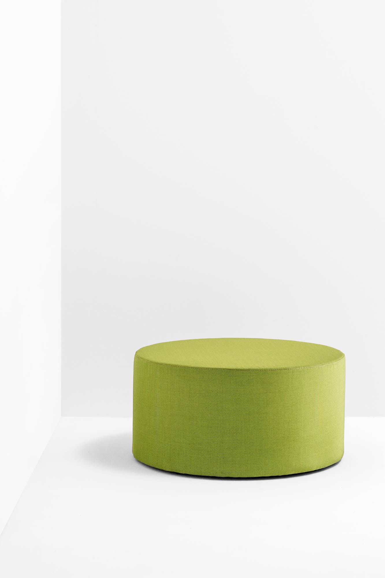 Wow is a system of #poufs, round, square and rectangular which give a casual and ironic touch to the #contract and domestic environments. Design Pedrali R&D