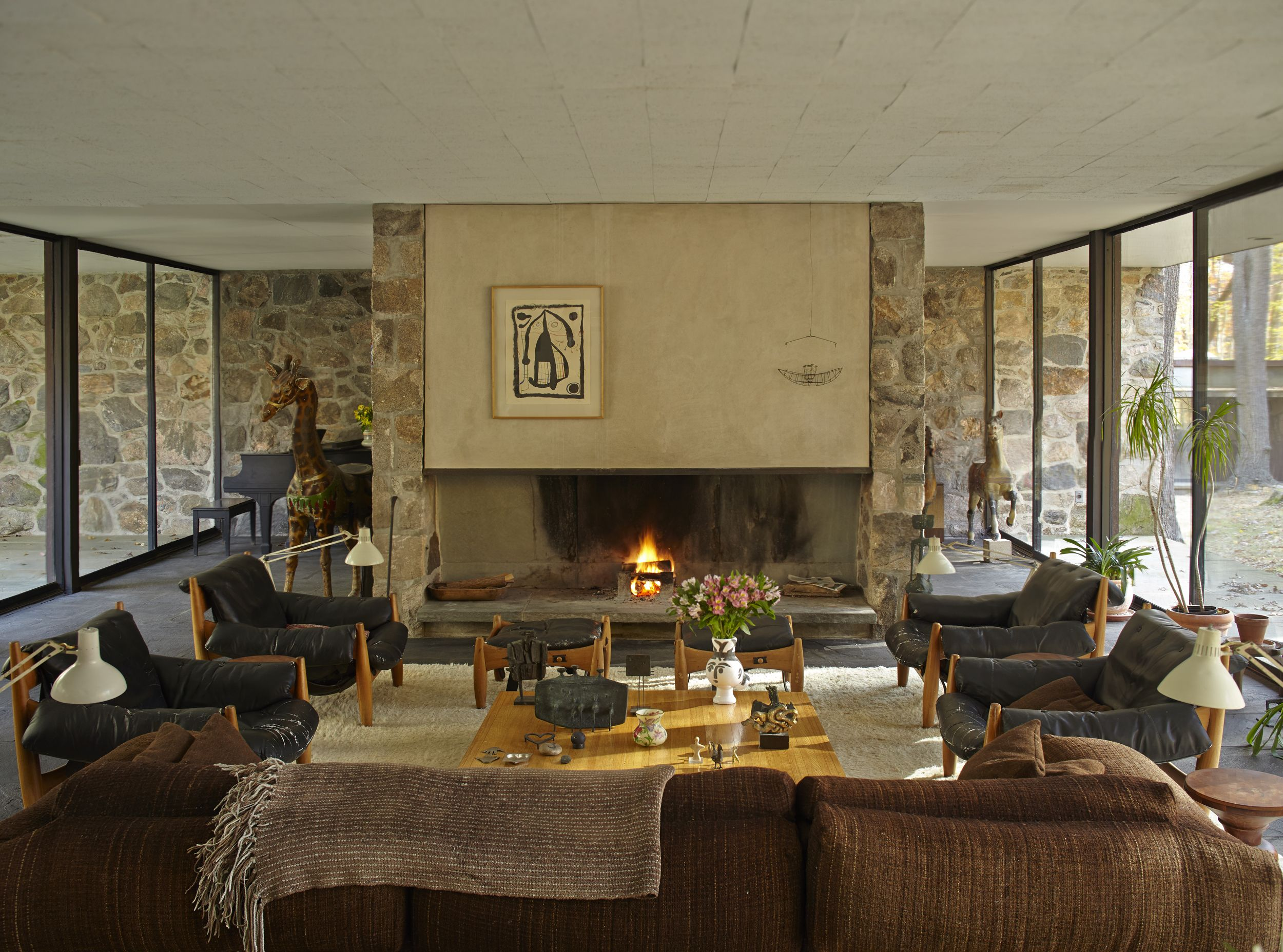10 Absolutely Gorgeous Midcentury Living Rooms Interior