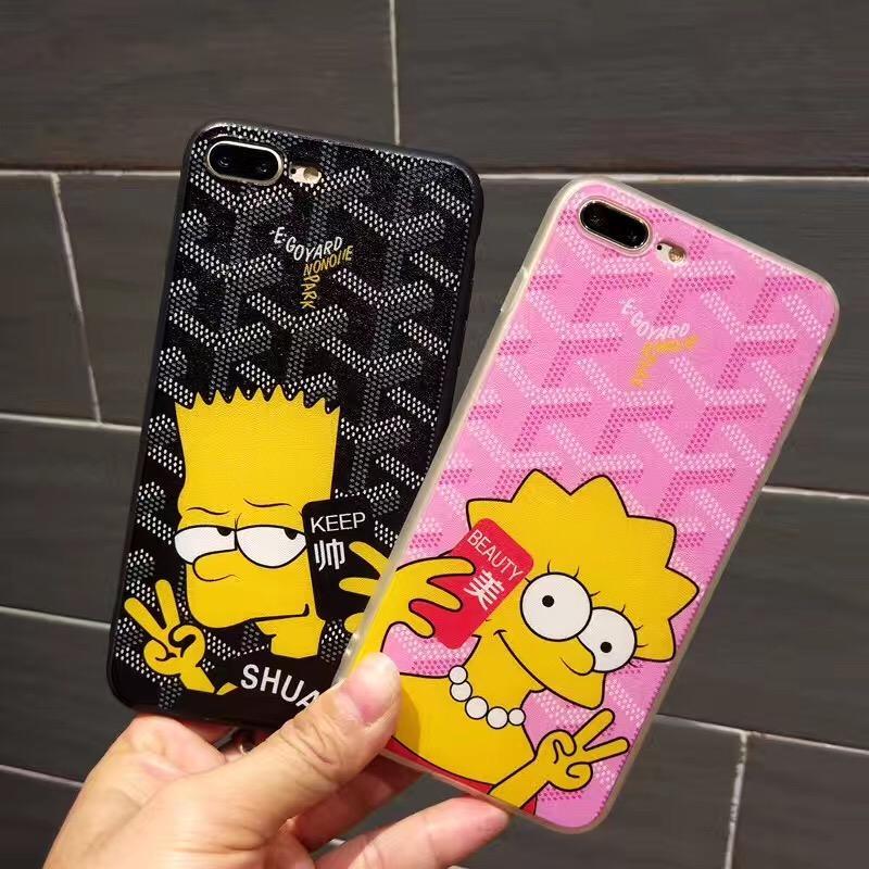 lowest price d56d5 46fa0 Simpsons Goyard | Phone Cases | Phone cases, Phone, Phone accessories