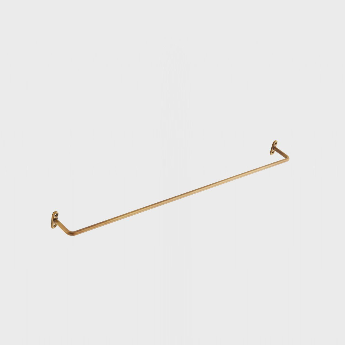Photo of Brass towel rack medium