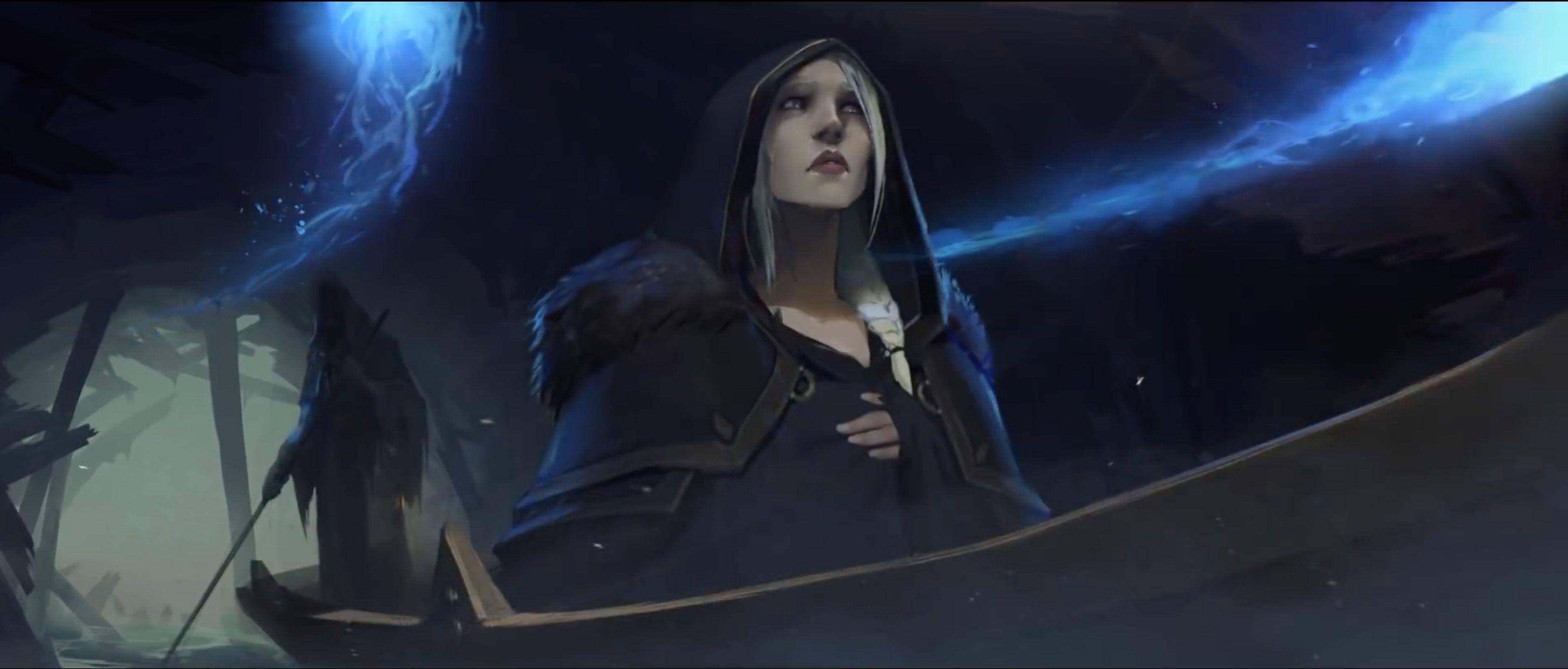 World Of Warcraft Animated Short Warbringers Jaina With Images