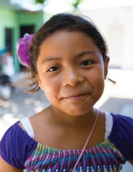 When you sponsor a child with Compassion, you help shatter the cycle of poverty. You change the world — one child at a time. Compassion's long-term holistic approach, along with your encouraging letters, will give your child hope and a new beginning.
