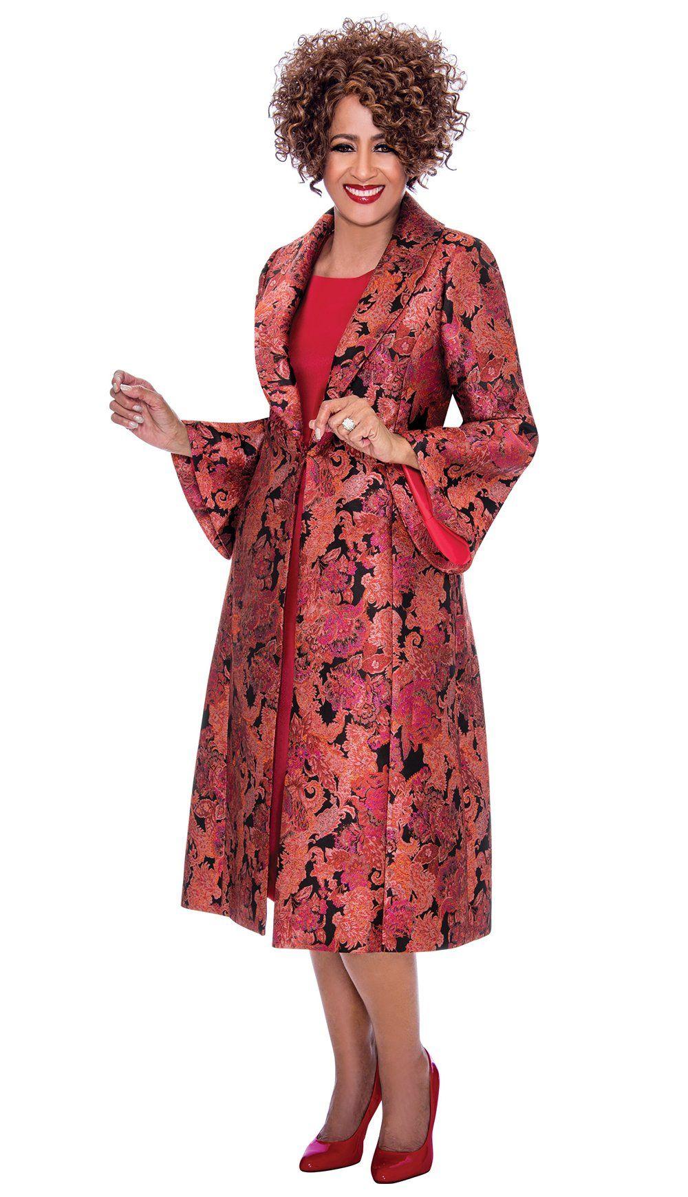 Dorinda Clark Cole 2232   Jacket dress, Fashion, Dresses