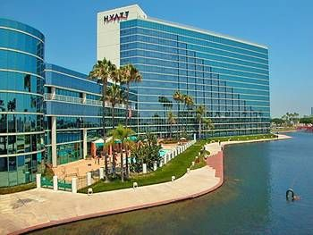 Hyatt Regency Long Beach Ca I Used To Work Here