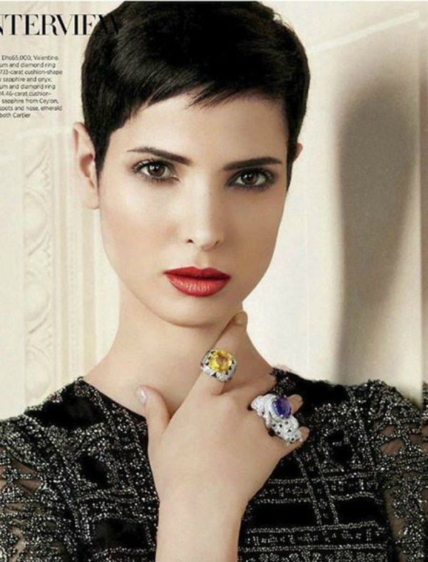 A BEAUTIFUL LITTLE LIFE: 21 Perfect Party Ready PIXIES! Pretty Pixie Cuts for the Holidays