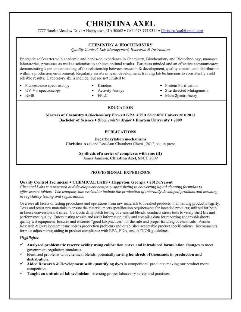Basic Sample Resume Skills Sample resume, Effective