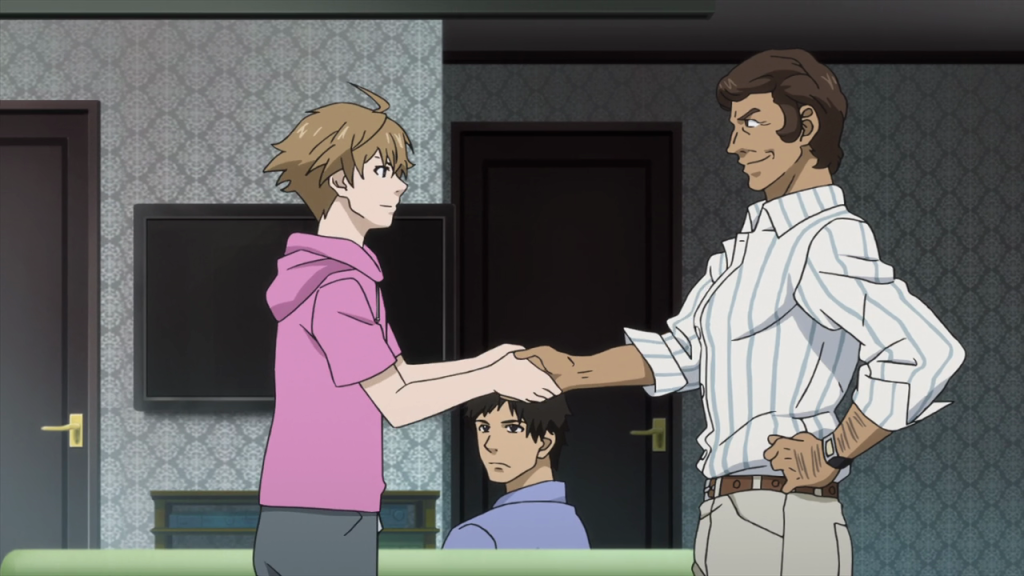 Samurai Flamenco Jealous much, Goto? Ep. 4 Samurai