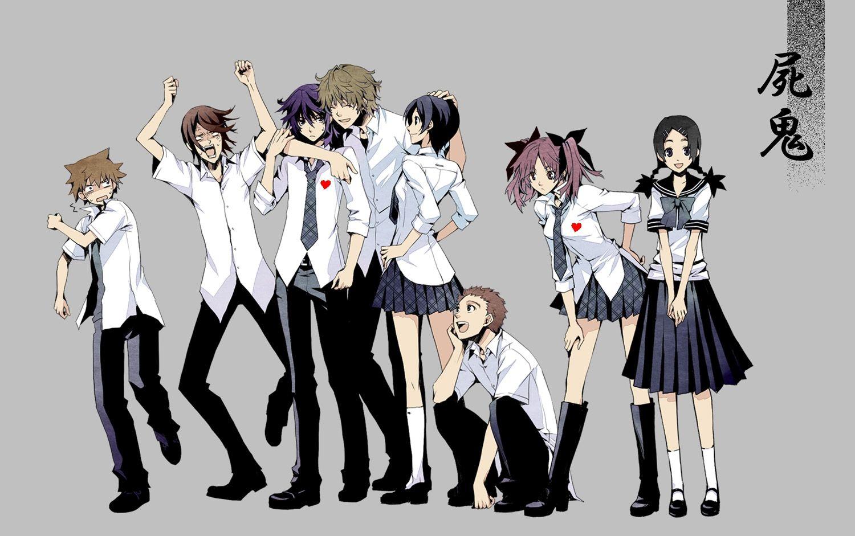 Anime Shiki Render By Rinko Chan Editions On DeviantArt