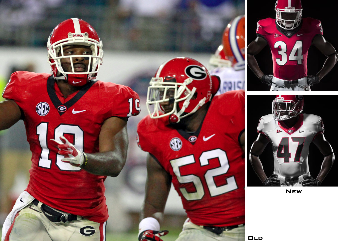 The 25 Best New College Football Uniforms This Season College